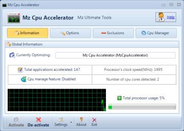Cpu accelerator download