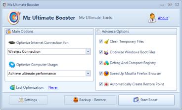 Mz Ultimate Booster (AutoMz Ultimate Tweaker) 5.1.0 full